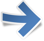 blue arrow
