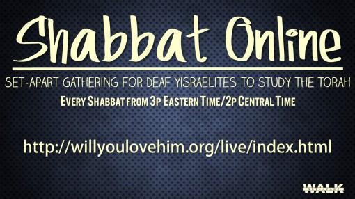 Shabbat Online
