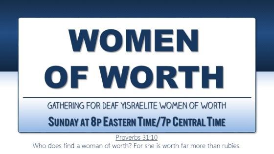 Walksetapart logo-Women of Worth--Sunday