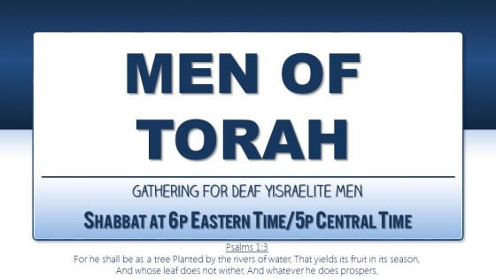 Walksetapart logo-Men of Torah